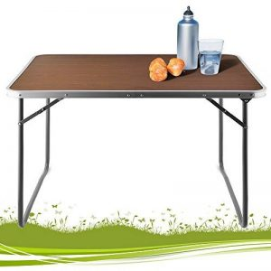 table camping valise bois TOP 1 image 0 produit