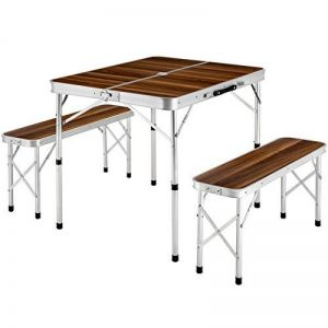 table camping valise bois TOP 5 image 0 produit