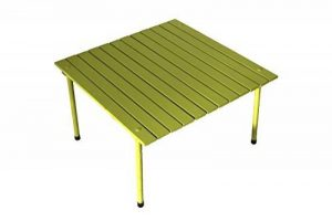 Table dans un sac W2716g basse Bois Portable Table avec sac de transport Low Green de la marque Table in a Bag image 0 produit