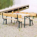 table de camping avec banc TOP 11 image 1 produit