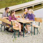 table de camping avec banc TOP 11 image 2 produit