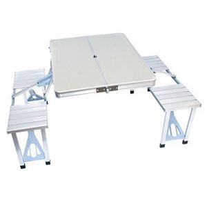 table de camping pliante 4 places TOP 2 image 0 produit
