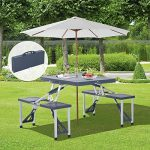 table de camping pliante 4 places TOP 3 image 1 produit