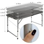 table de camping pliante 4 places TOP 6 image 2 produit