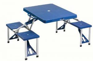 table de picnic pliante valise TOP 1 image 0 produit
