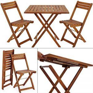 table et chaise pliante TOP 3 image 0 produit