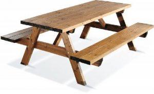 table picnic pliante bois TOP 2 image 0 produit