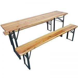 table picnic pliante bois TOP 4 image 0 produit