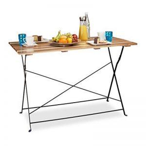 table picnic pliante bois TOP 5 image 0 produit