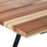 table picnic pliante bois TOP 5 image 2 produit