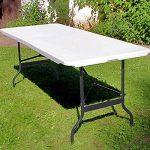 table pliable valise TOP 0 image 1 produit