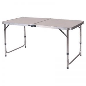 table pliante camping valise en alu TOP 12 image 0 produit