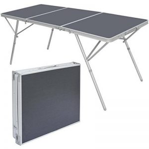 table pliante camping valise en alu TOP 14 image 0 produit