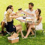 table pliante camping valise en alu TOP 8 image 2 produit
