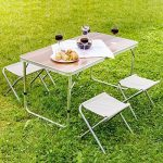 table pliante compacte TOP 8 image 1 produit