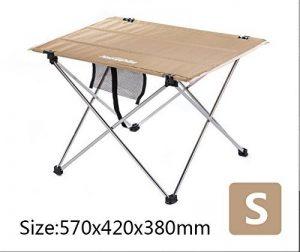 table pliante toile TOP 5 image 0 produit