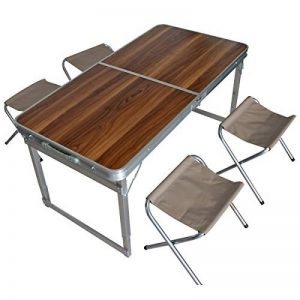 table pliante toile TOP 9 image 0 produit