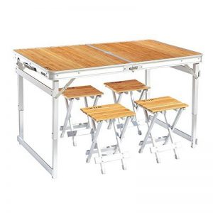 table portative camping TOP 7 image 0 produit