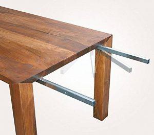 Table à rallonge de support pour accessoires de table et extension | en métal galvanisé | Charge maximale 80kg | Paroi Meuble de GedoTec® de la marque GedoTec image 0 produit