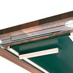 Table à rallonge de support pour accessoires de table et extension | en métal galvanisé | Charge maximale 80kg | Paroi Meuble de GedoTec® de la marque GedoTec image 1 produit