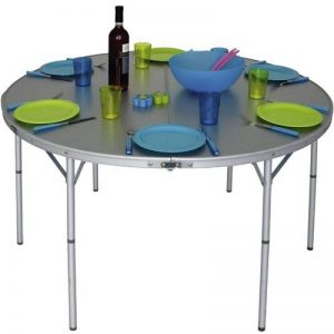 table ronde camping TOP 0 image 0 produit