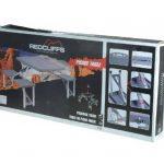 Table valise pliante avec 4 sièges - Idéal pour pique nique ou camping ! de la marque REDCLIFFS image 2 produit