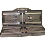 Table valise pliante avec 4 sièges - Idéal pour pique nique ou camping ! de la marque REDCLIFFS image 4 produit