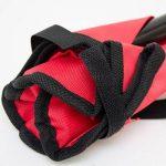 Tabouret Pliant pour camping pêche randonnée pique-nique Siege trépied facile à transporter Rouge de la marque Eyepower image 1 produit