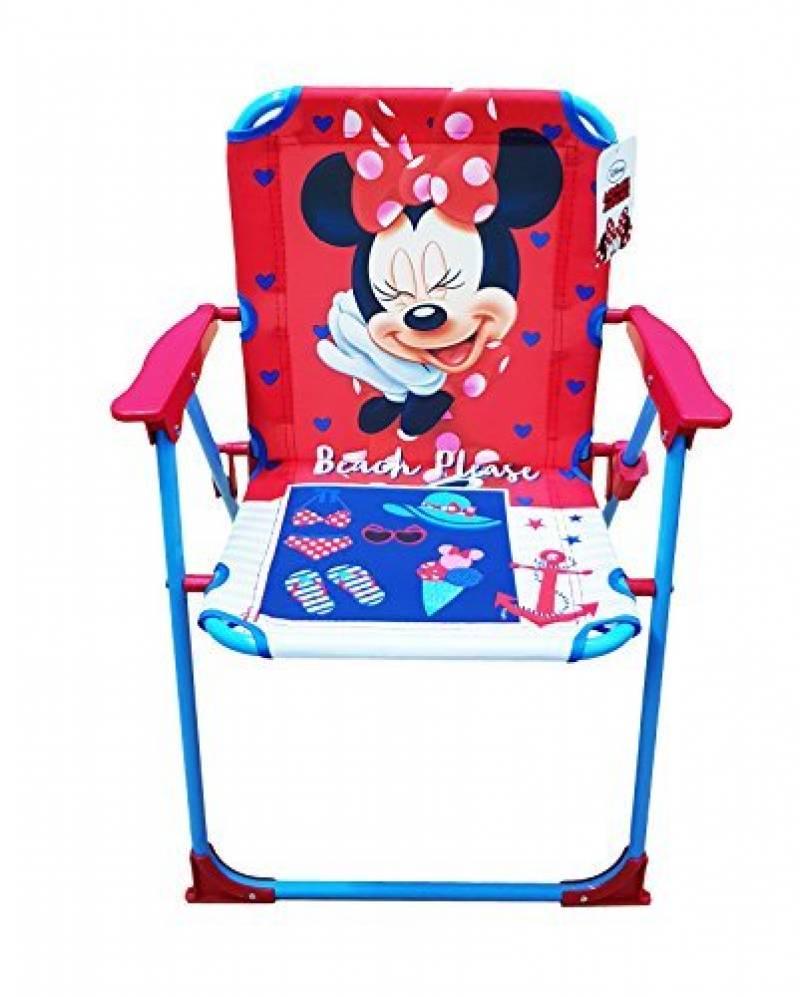 Bleu Chaise Pliante De Plage Yello Kids 53 X 35 X 35 Cm