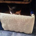 Tapis Griffoir en sisal pour chat Jouet Polyvalent enroulable pour Protection de Poteau de Lit et de Table (40 * 30cm) de la marque Yosoo image 4 produit