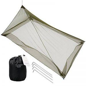 The Friendly Swede Moustiquaire pour Lit de Camping (Lit Simple) de la marque The Friendly Swede image 0 produit