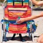 Tommy Bahama Siège de plage/jardin faltet, avec réfrigérateur et bande abteil de la marque Tommy Bahama image 3 produit