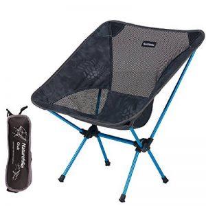 Triwonder randonnée de camping pliable Chaises Chaise de camping Quad – Trois types de six Couleurs de la marque TRIWONDER image 0 produit