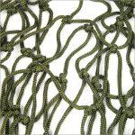 TRIXES Hamac nylon mini de voyage vert armée pour camping ou jardin de la marque TRIXES image 4 produit