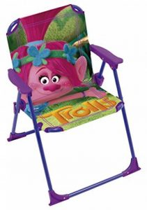 Trolls Chaise Pliante Enfants 53 x 38 x 32cm de la marque Trolls image 0 produit