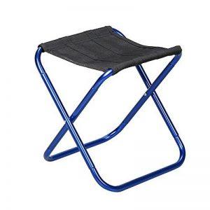 Ultra light aluminum outdoor folding chair Portable comfortable stool Leisure fishing chair de la marque Prom-near image 0 produit