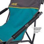 Uquip Sandy – Chaise de Plage Pliante Confortable – Capacité de Charge jusqu'á 120 Kg (17x17x65cm) de la marque Uquip image 3 produit