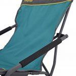 Uquip Sandy Chaise de Plage XL Pliante Confortables – Capacité de Charge jusqu'á 120 Kg (51 x 43cm) de la marque Uquip image 2 produit