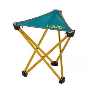 Uquip Trinity Tabouret Pliant à Trois Pieds de Camping XL - Pliable, Compacte et Legé pour le Camping / Camp du Randonné de la marque Uquip image 0 produit