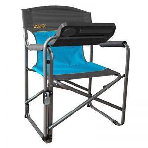 Uquip Woody Fauteuil de Camping – Table Orientable avec Porte-gobelet inclus de la marque Uquip image 0 produit