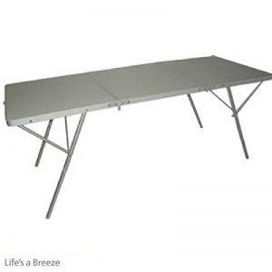VIA Mondo Table de famille pliante. pour le camping, caravane, camping-car de la marque Grove image 0 produit