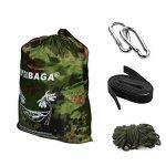 Vobaga Hamac deux Personnes,Portable Hamac Ultra-léger de Voyage Camping avec Moustiquaire Charge 200 kg (260 X 140 cm) de la marque Vobaga image 5 produit