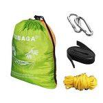 Vobaga Hamac deux Personnes,Portable Hamac Ultra-léger de Voyage Camping avec Moustiquaire Charge 200 kg (260 X 140 cm) de la marque Vobaga image 1 produit