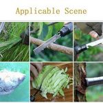 WAOBE Alpenstock Multi-Purpose Outdoor Béquilles Aluminium Canne Randonnée / Camping / Aventure / Voiture 110cm Peut être Split , gray de la marque WAOBE image 6 produit