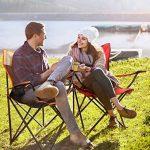 WAOBE Haute Qualité Portable Chaise Pliante Pêche Extérieure Plage Loisirs Chaise Simple Croquis Directeur Picnic Banc, B de la marque WAOBE image 2 produit