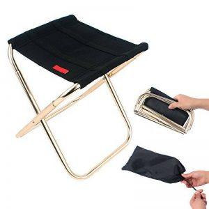 wildlead Chaise pliante portable siège aluminium alliage pêche en plein air camping pique-nique pliable chaises de la marque wildlead image 0 produit