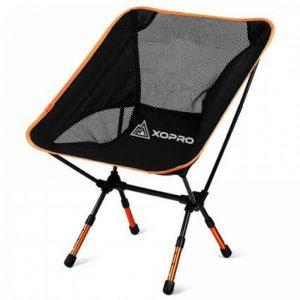 Xopro Chaises de camping–Ultra Light Camp Chairheavy Duty pliable randonnée Tabouret Orange Lot de 1 de la marque XOPRO image 0 produit